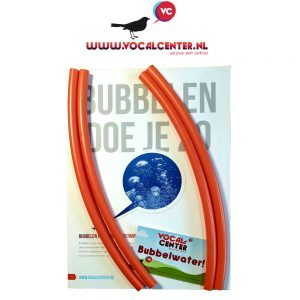 Bubbelset met instructies
