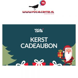 Kerst-Cadeaubon